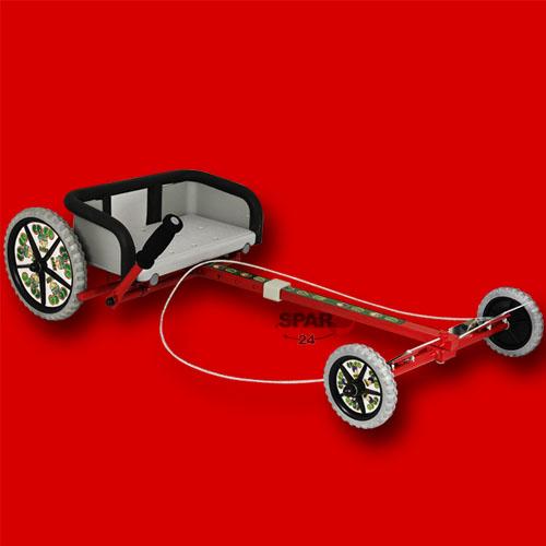 gokart ketcar gocart downhill seifenkiste rennkart kinder. Black Bedroom Furniture Sets. Home Design Ideas