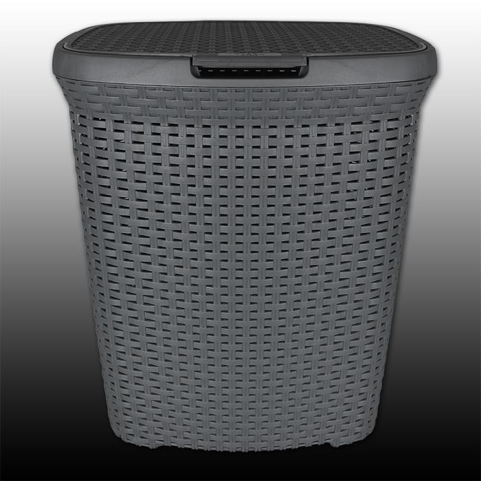 Zebra Gartenmobel Handler Deutschland : Wäschekorb Rattan Kunststoff Wäschetruhe Wäschebox Wäschesammler