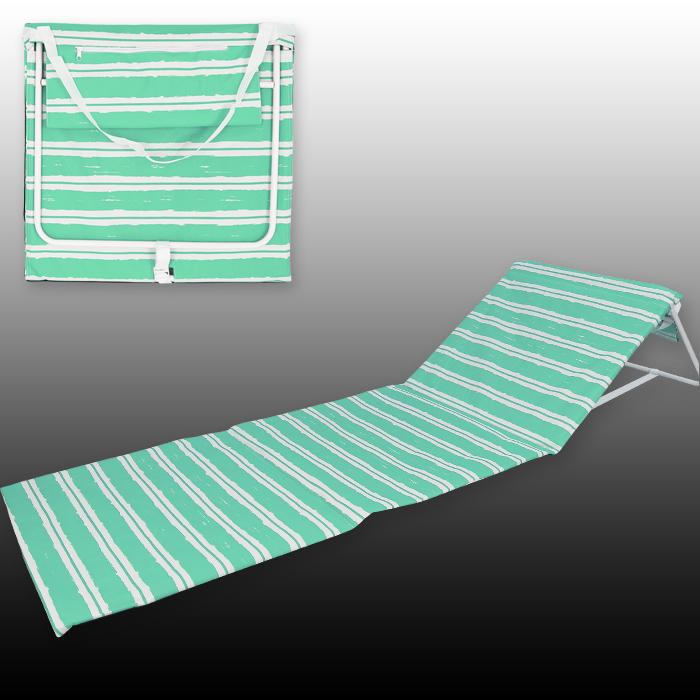 strandmatte strandliege strand matte liege liegematte klappliege gartenm bel neu. Black Bedroom Furniture Sets. Home Design Ideas