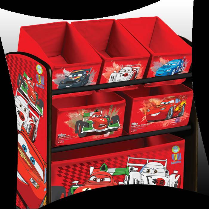 Disney cars kinder aufbewahrungsbox spielzeugkiste